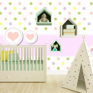 טפט בעיצוב אישי לחדרי ילדים