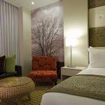 טפט בהתאמה אישית- טפטים לבתי מלון- אבי אריאלי- טפטים למלון שדות