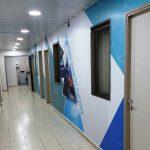 מיתוג משרדי משטרת ישראל- אבי אריאלי