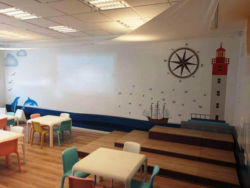 מעולה עיצוב מרחבי למידה - בית ספר עוזי חיטמן, פתח תקוה - אבי אריאלי SW-29
