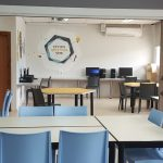 עיצוב כיתת מעבדה- עיצוב מרחבי למידה- סטודיו אבי אריאלי